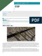 Chips e Radiofrequência Permitem Monitorar Destino de Dormentes de Trilhos Da CPTM – Jornal Da USP