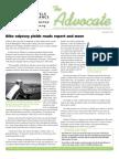 SEPTEMBER 2007 Advocate Newsletter, Bicycle Alliance of Washington