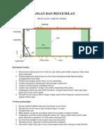Cara Pemasangan Folding Gate