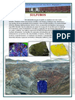 Mineralogia Sulfuros Virgilio Luna H.