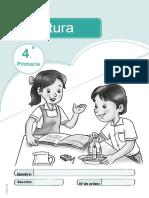 Cuadernillo Modelo de Lectura 4p