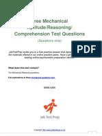 Mechanical Aptitude TES