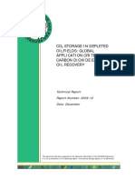 Co2 Storage Depleted Oilfields Global Application Criteria Eor