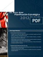 Planificación Estratégica 2012-2017