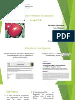 Raleo quimico manzanos