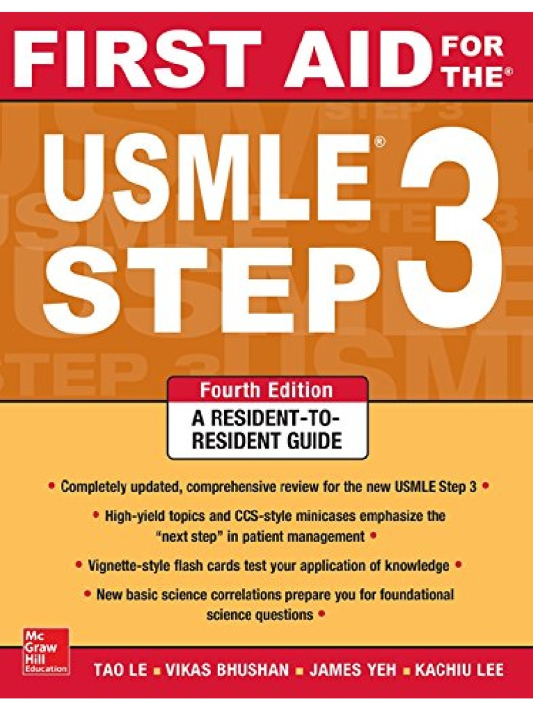 first aid for the usmle step 3 mcgraw hill 2015 pdf united