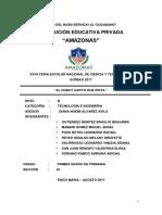 Monografia Del Sapito