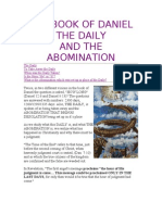 The Book of Daniel and the Abominations
