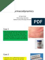3. Pharmacodynamics