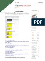 Tips-tips Rumus Excel_ Menampilkan Hari Dan Bulan Secara Otomatis