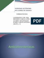 Anticolinesterasas