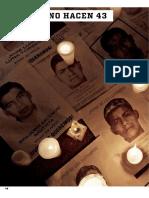 A Un Año de Ayotzinapa
