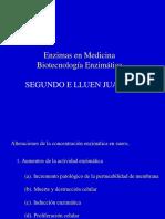 Enzimas Medicina