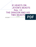 The Head's of Revelation's Beasts