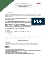 PROCESAL III - Juicio Ordinario - Aldo Vargas