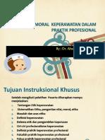 2. Etik Perawat Dialisis (Dr. Ahsan, s.kp.m.kes)