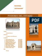 Poderes Del Estado Monografia (1)