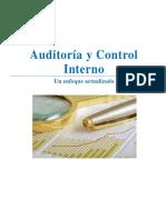 Control Interno y Auditoria