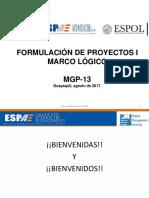 Formulación de Proyectos i