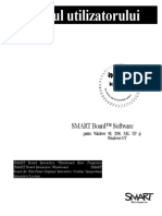 SMART BOARD Pentru Windows 98 2000 ME XP Si Windows NT
