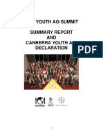 Yas Full-report and Declaration 2015