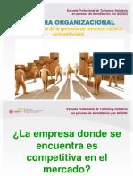 2da Clase Cultura Organizacional