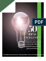 Sociedad Inter American A de Prensa 50 Ideas Excelentes 2008