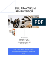 Modul Praktikum Cad-Inventor