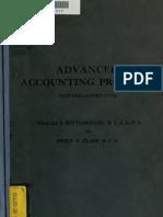 Advanced Account i 00 Ritt Rich