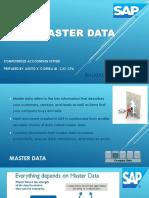 PPT2 Master Data