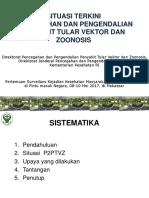 Situasi Terkini P2PTVZ-1