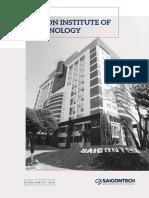 SaigonTech Catalog 2017 English Version
