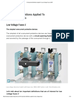10 Important Definitions Applied to Low Voltage Fuses _ EEP