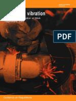 HSE Vibration ACOP