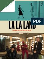 Digital Booklet La La Land