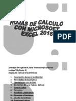Clase U3 -MSExcel-Parte 1 - 2017v1