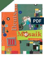 Deutsch Mosaik 3 Arbeitsbuch