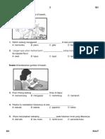 Kertas 1 - Bahasa Malaysia
