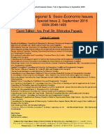 Journal Vol 6 Special Issue--2 Sept 2016-2