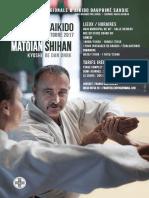 10/2017 Aikido Seminar Vif