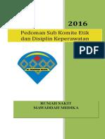 PEDOMAN Sub Etik Dan Disiplin
