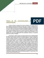 Lectura 5.Teorias de Platon y Aristoteles