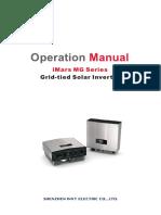 INVT MG Series User Manual (1)