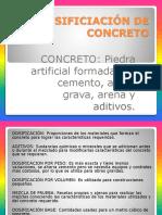 C-1. Curso de Dosificación de Concreto.10jun15pptx