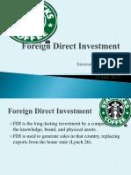 FDI Power Point