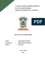 Práctica 02 - Criterios de Normalidad