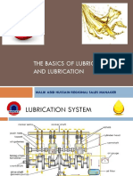 The Basics of Lubricants For Kunri.pptx