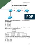 Homework 07 IPaddessing IPMAC