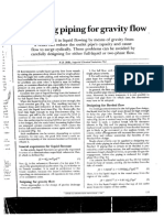 47256071 Designing Piping for Gravity Flow PD Hills