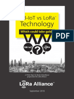 LoRa vs IoT-NB